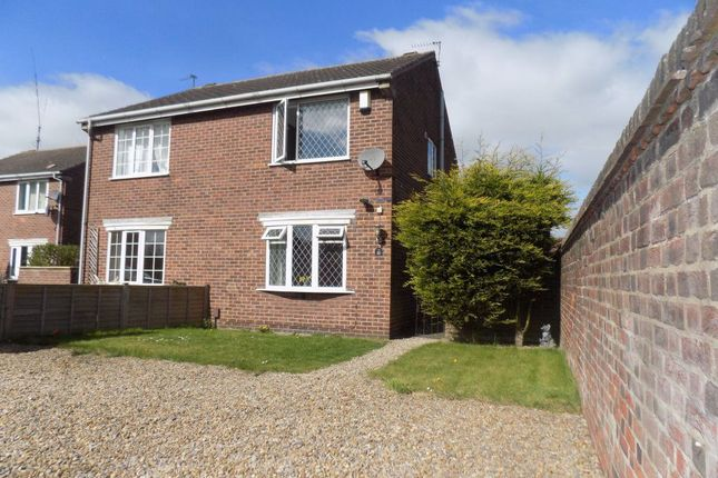 Thumbnail Property to rent in Waveney Grove, York