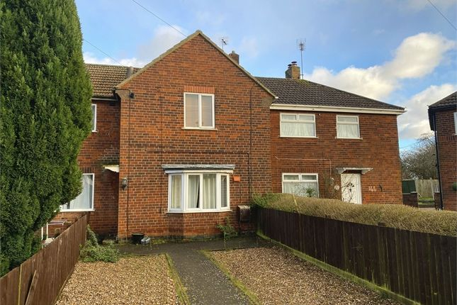 Thumbnail Terraced house for sale in Stephenson Way, Corby, Northamptonshire