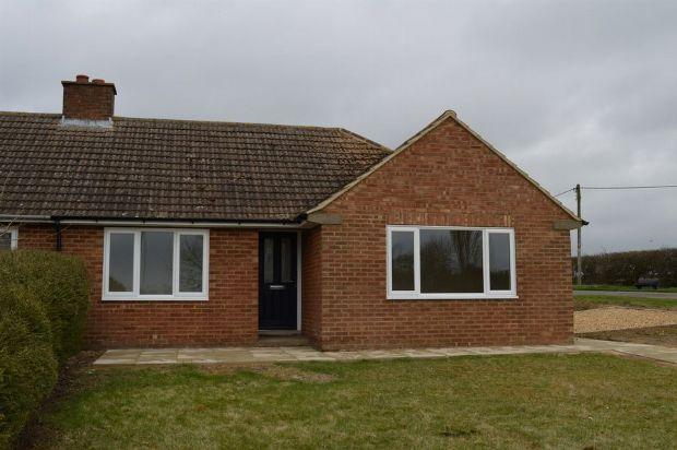Thumbnail Semi-detached bungalow for sale in Hinwick Road, Wollaston, Northampton