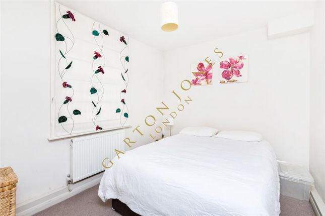Bedroom of Probyn House, Page Street, Westminster, London SW1P