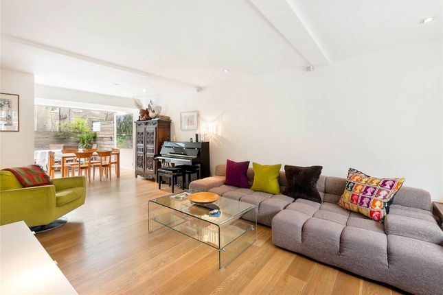 5 bed terraced house for sale in Logan Place, Kensington, London