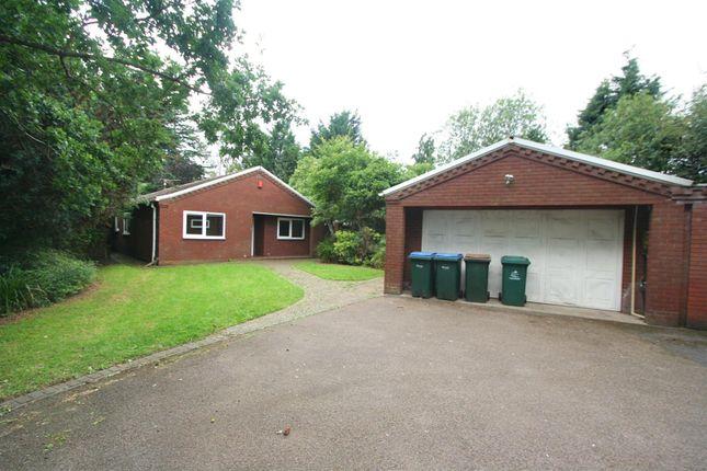 Thumbnail Detached bungalow to rent in Broad Lane, Coventry