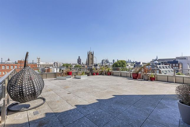 Thumbnail Flat to rent in The Courthouse, 70 Horseferry Road, Westminster, London
