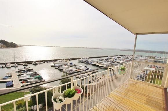 Thumbnail Flat to rent in Salterns Marina, Poole