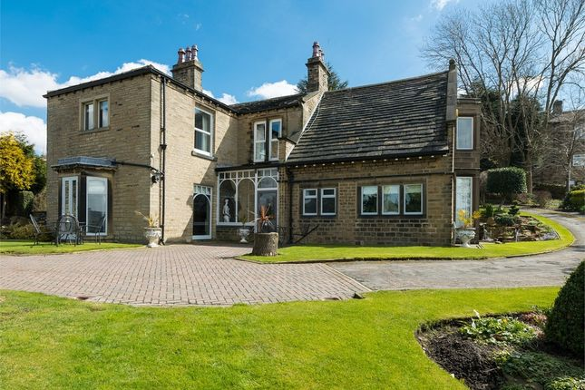 Thumbnail Detached house for sale in Lascelles Hall Road, Huddersfield