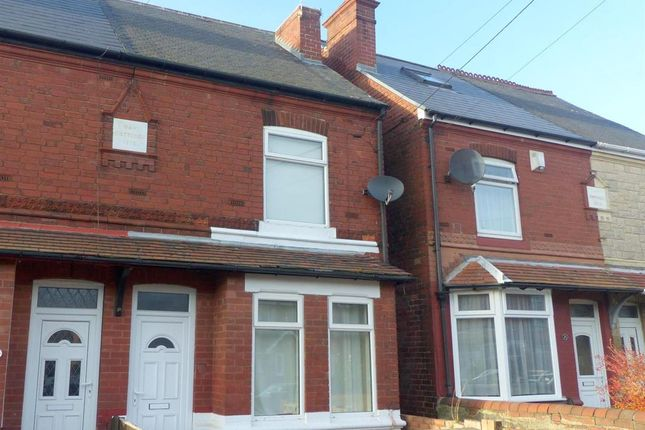 Thumbnail Semi-detached house to rent in Glen Street, Sutton-In-Ashfield