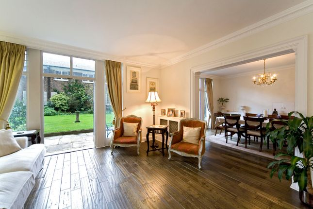 Thumbnail Flat to rent in Bryanston Square, London