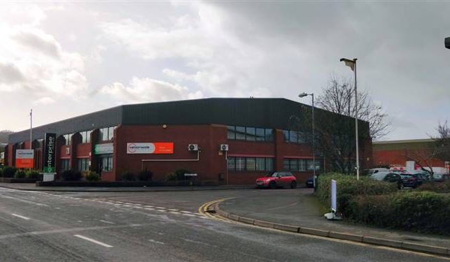 Thumbnail Industrial to let in Camwal Road, St. Philips, Bristol