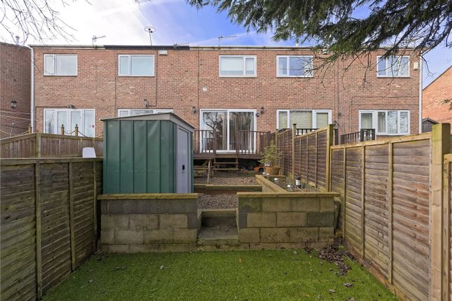 Thumbnail Terraced house for sale in Post Hill Court, Leeds, West Yorkshire