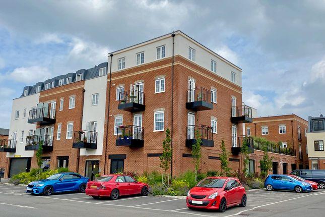 Thumbnail Flat to rent in Goldsmiths Lane, Wallingford
