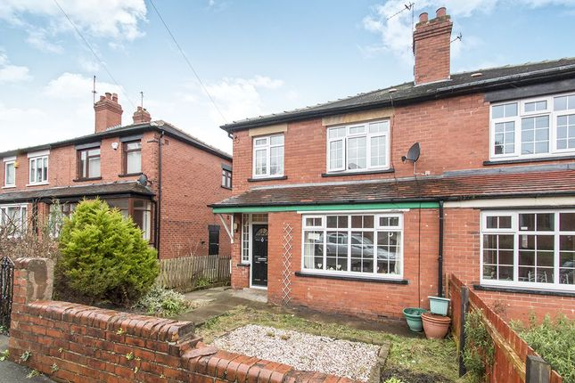 Thumbnail Semi-detached house for sale in Sunnyview Avenue, Beeston, Leeds