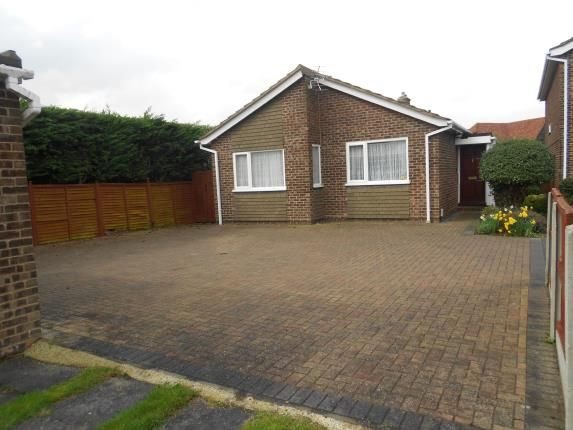 Thumbnail Bungalow for sale in Dines Close, Wilstead, Bedford, Bedfordshire