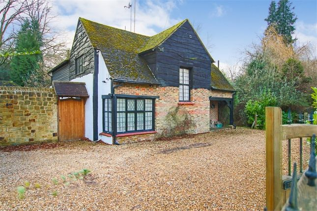Thumbnail Detached house for sale in Coombe Hill Road, East Grinstead, West Sussex