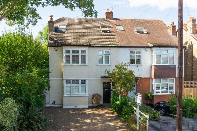 Thumbnail Semi-detached house for sale in Hare Lane, Claygate