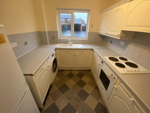 Kitchen of Greenfinch Court, Blackpool, Lancashire FY3