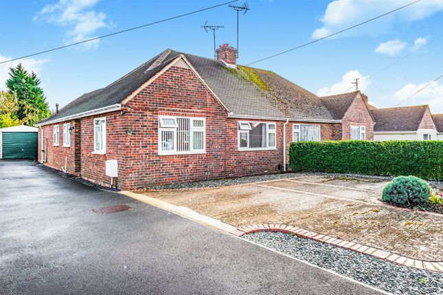 Thumbnail Semi-detached bungalow for sale in Windmill Drive, Burgess Hill