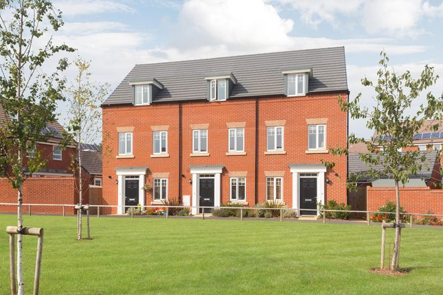 "Thumbnail Semi-detached house for sale in ""Greenwood"" at Jessop Court, Waterwells Business Park, Quedgeley, Gloucester"