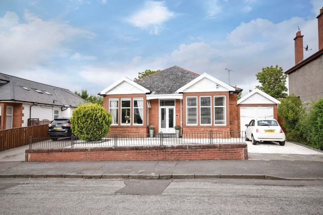 Thumbnail Detached bungalow for sale in Hathaway Drive, Giffnock, Glasgow