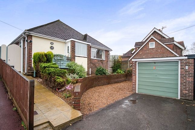 Thumbnail Bungalow for sale in Honeyway Close, Polegate