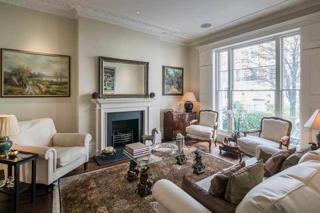 Thumbnail Terraced house for sale in Abbey Gardens, St Johns Wood
