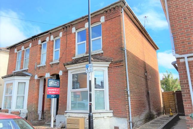 Thumbnail Semi-detached house for sale in Cromwell Road, Shirley, Southampton