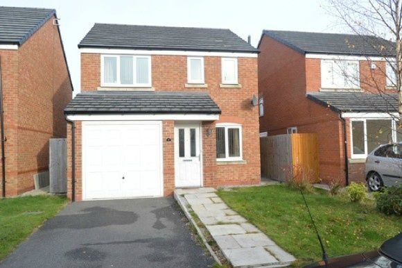 Thumbnail Detached house to rent in Brent Close, Keele, Newcastle-Under-Lyme
