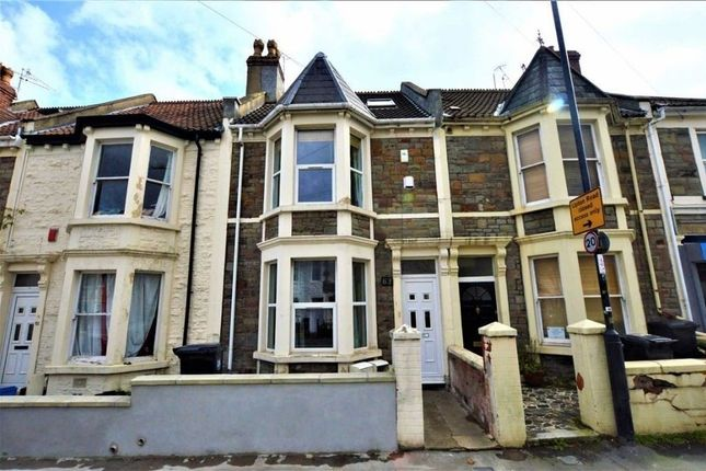 Thumbnail Terraced house to rent in Raleigh Road, Bristol