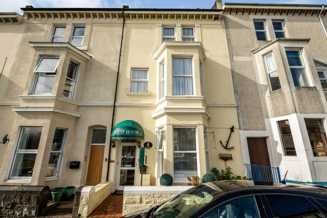 Thumbnail Terraced house for sale in Garden Crescent, Plymouth