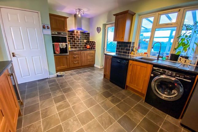 Kitchen of Council Houses, Fox Hill, East Ruston, Norwich NR12