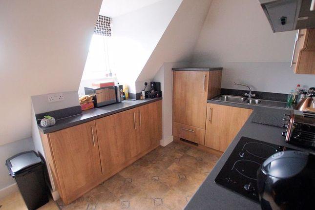 Kitchen of Flagship House, Nelson Avenue, Portchester PO16