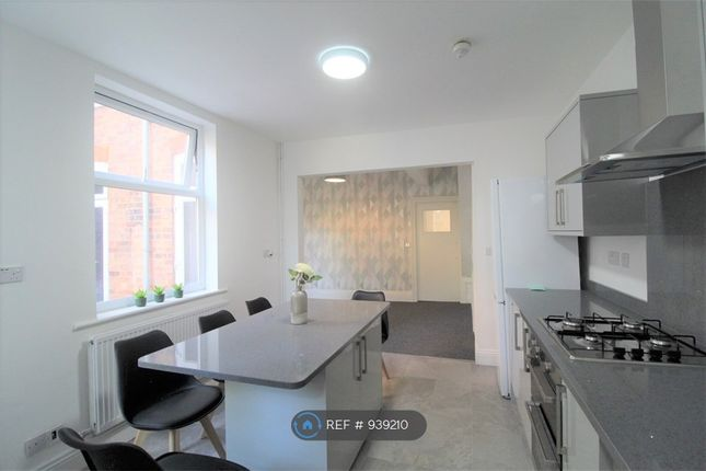 Thumbnail 5 bed terraced house to rent in Stanley Street, Derby