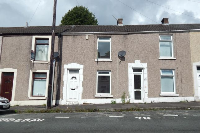 Thumbnail Terraced house for sale in Landeg Street, Plasmarl, Swansea
