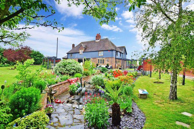 Thumbnail Detached house for sale in Woodnesborough, Sandwich, Kent