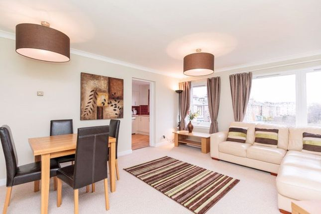 Thumbnail Flat to rent in Murrayfield Court, Western Gardens