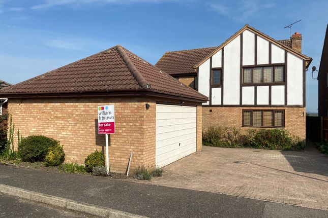 Thumbnail Detached house for sale in The Coppice, Littleport, Ely