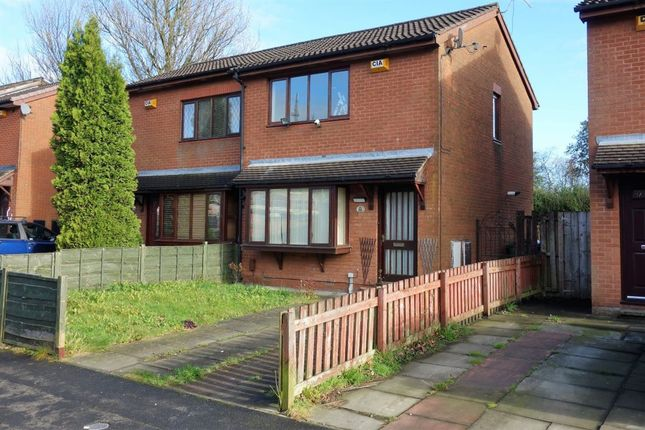 Thumbnail Semi-detached house to rent in Mortimer Street, Oldham