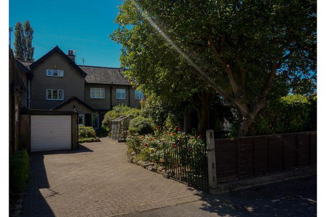 Rear View of Cedar Grove, Barton DL10