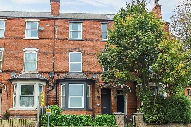 Thumbnail Terraced house for sale in 293 Woodborough Road, Nottingham, Nottinghamshire
