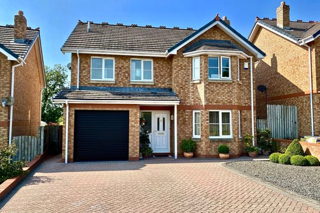 Thumbnail Detached house for sale in Carleton Fields, Penrith