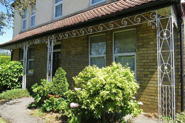 Entrance Canopy of Sandford Road, Winscombe BS25