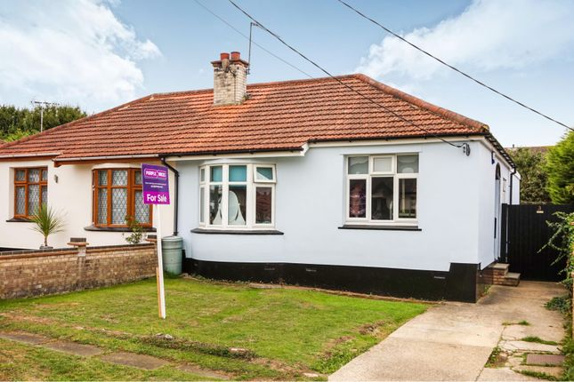 Thumbnail Semi-detached bungalow for sale in York Avenue, Stanford-Le-Hope