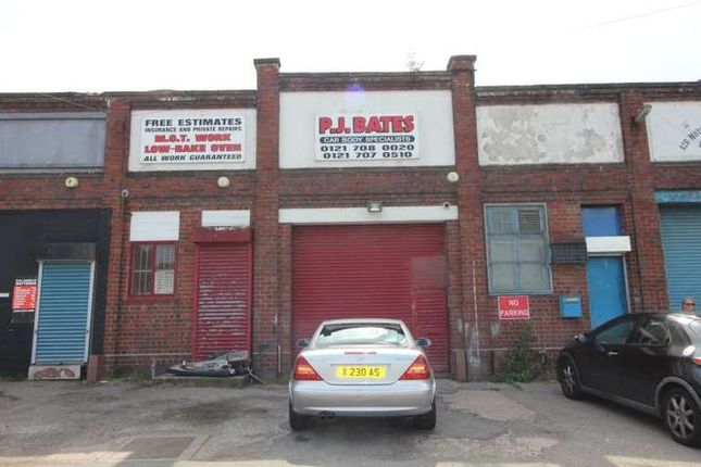 Thumbnail Industrial to let in Rushey Lane, Tyseley, Birmingham