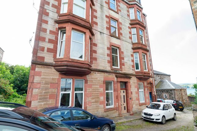 Thumbnail Flat for sale in Rothesay, Isle Of Bute