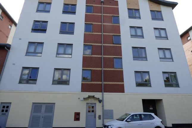 Thumbnail 1 bed flat for sale in St. Lawrence Road, Newcastle Upon Tyne