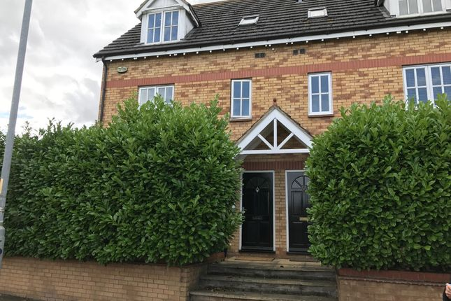 Thumbnail Town house to rent in Ryhall Road, Stamford