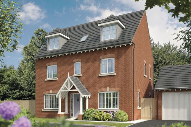 Thumbnail Detached house for sale in Fellow Lands Way, Chellaston, Derby