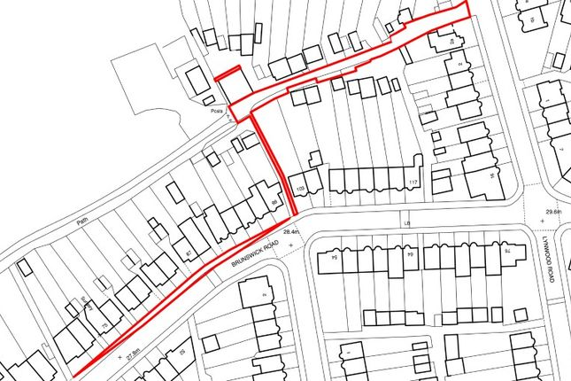 Thumbnail Land for sale in Lynwood Road, London