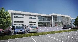 Thumbnail Office to let in Bridgehead Business Park, Boothferry Road, Hessle