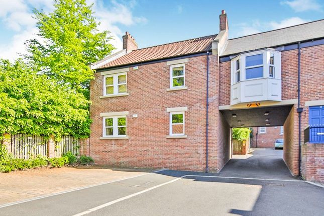 Thumbnail Flat for sale in The Sidings, Durham
