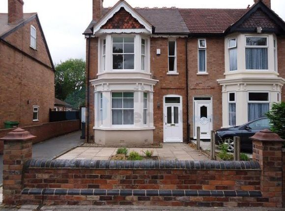 Thumbnail Shared accommodation to rent in Park Road West, Wolverhampton, West Midlands